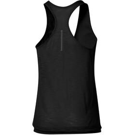 asics fuzeX Koszulka do biegania bez rękawów Kobiety, performance black